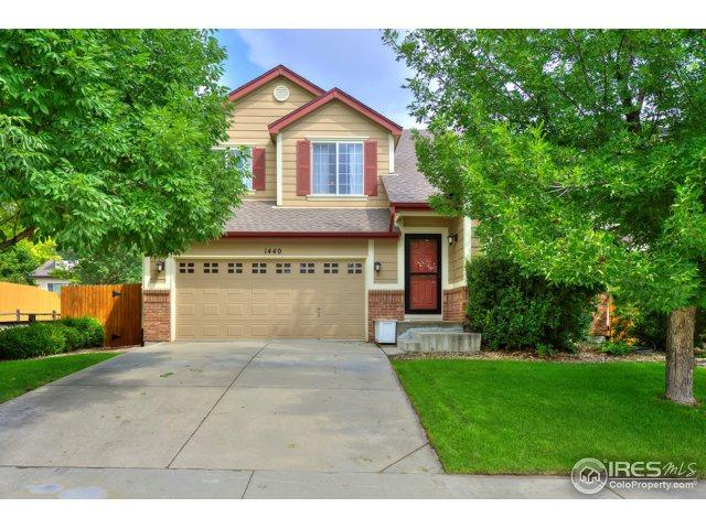 1440 Red Mountain Dr, Longmont, CO 80504 (MLS #829168) :: 8z Real Estate