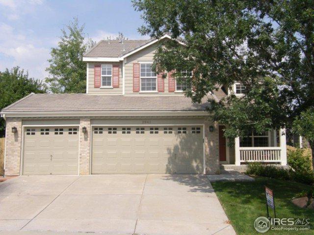 2941 Castle Peak Ave, Superior, CO 80027 (MLS #829174) :: 8z Real Estate