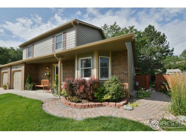 3313 Oregon Trl, Fort Collins, CO 80526 (MLS #829183) :: 8z Real Estate