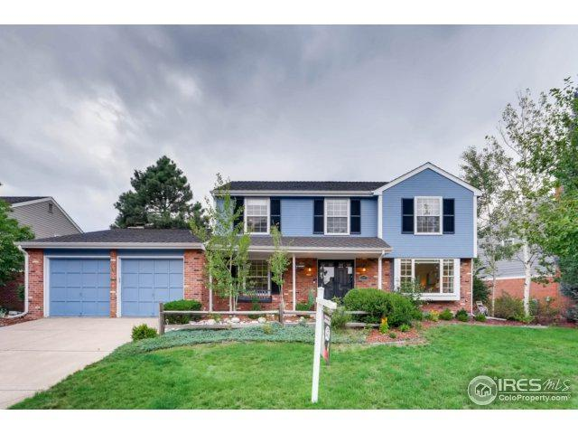 6400 E Jamison Cir, Centennial, CO 80112 (MLS #829187) :: 8z Real Estate