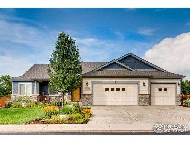 1432 Bubbling Brook Ct, Fort Collins, CO 80521 (MLS #829190) :: 8z Real Estate