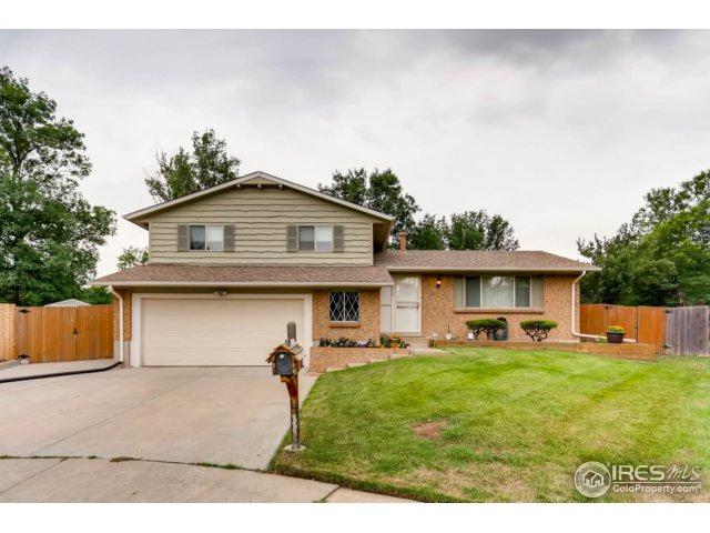 9848 W Arizona Ave, Lakewood, CO 80232 (MLS #829194) :: 8z Real Estate