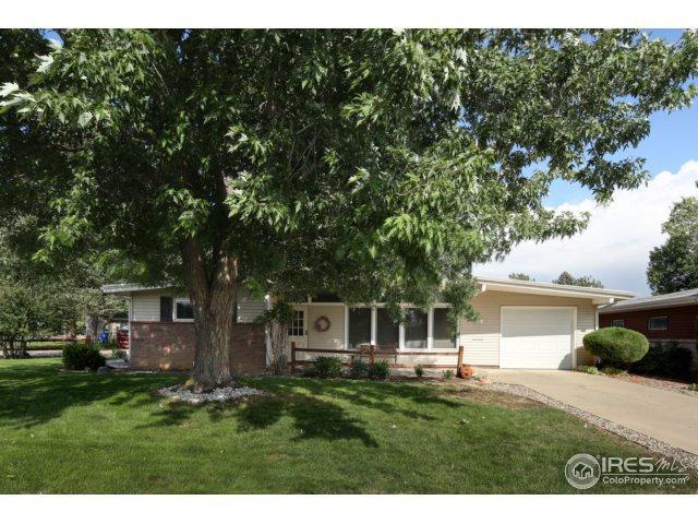 1226 W Broadmoor Dr, Loveland, CO 80537 (MLS #829196) :: 8z Real Estate