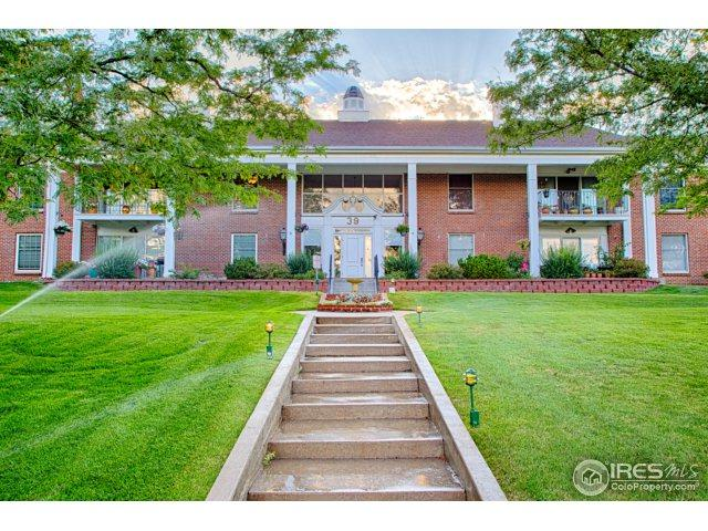 39 Ward Dr #206, Greeley, CO 80634 (MLS #829201) :: 8z Real Estate