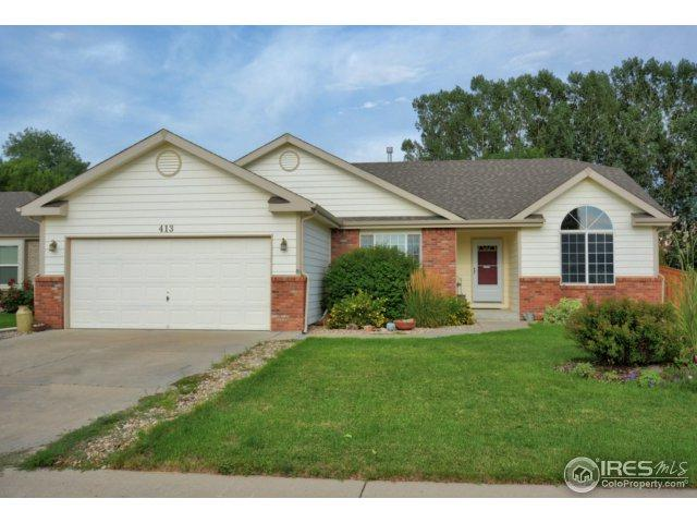 413 Windgate Ct, Johnstown, CO 80534 (MLS #829203) :: 8z Real Estate