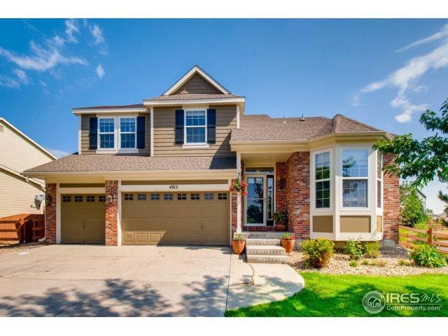 4915 Sage Brush Dr, Broomfield, CO 80023 (MLS #829218) :: 8z Real Estate