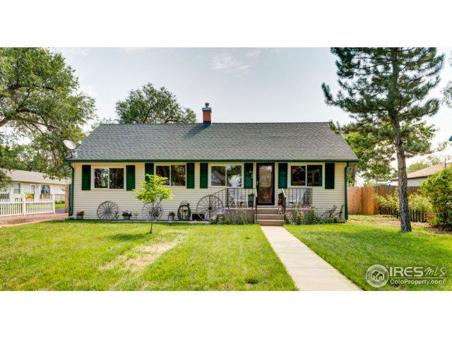 508 1st Ave, Ault, CO 80610 (MLS #829220) :: 8z Real Estate