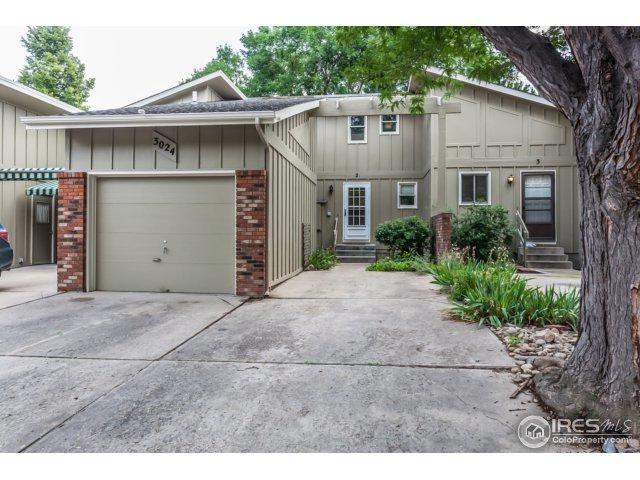 3024 Anchor Way #2, Fort Collins, CO 80525 (MLS #829222) :: 8z Real Estate