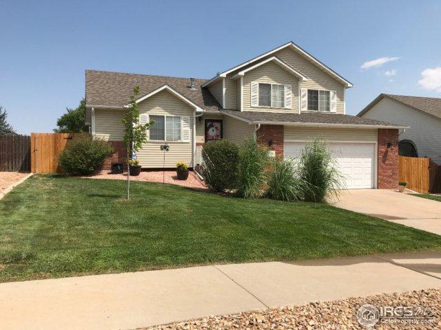 3306 Stirrup Ln, Evans, CO 80620 (MLS #829224) :: 8z Real Estate