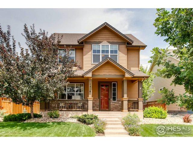 1516 Hollyberry St, Berthoud, CO 80513 (MLS #829236) :: 8z Real Estate