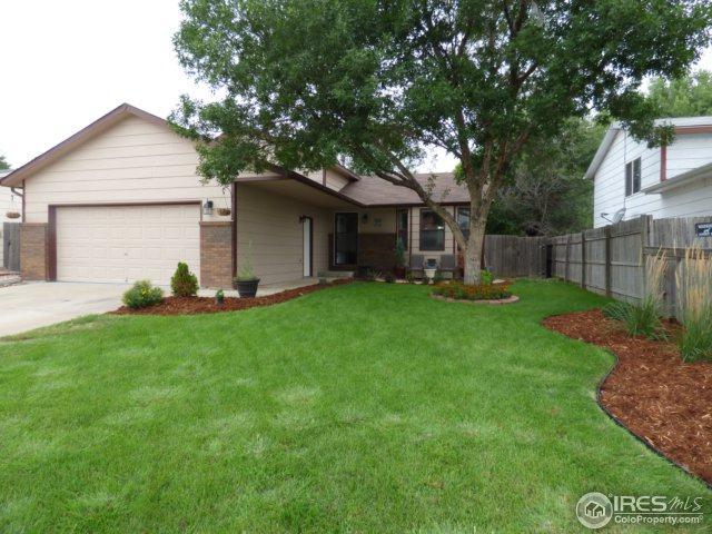 2241 Ash Ave, Greeley, CO 80631 (MLS #829255) :: 8z Real Estate