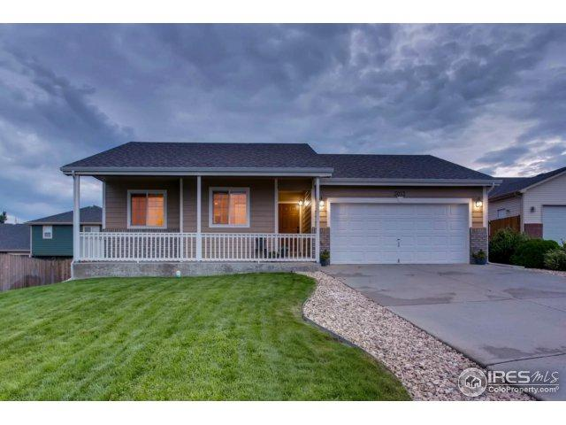 3013 44th Ave, Greeley, CO 80634 (MLS #829278) :: 8z Real Estate