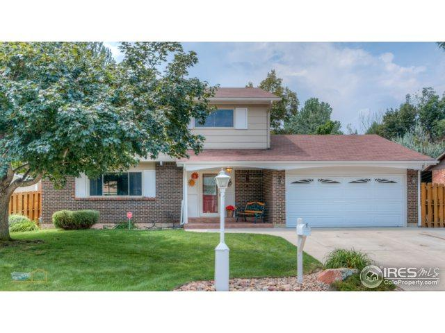 3 James Cir, Longmont, CO 80501 (MLS #829280) :: 8z Real Estate
