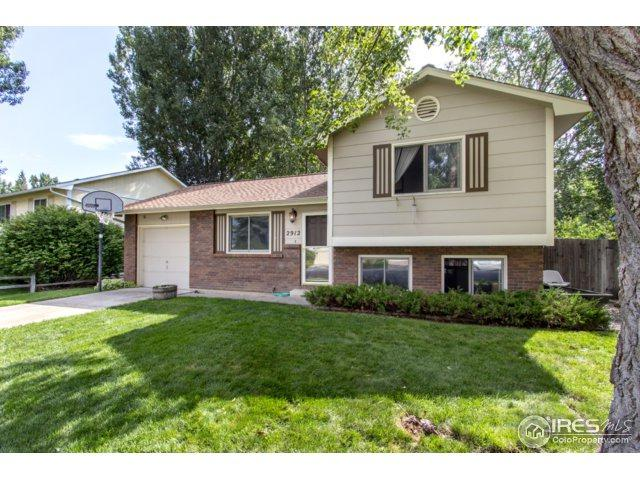 2912 Adobe Dr, Fort Collins, CO 80525 (MLS #829283) :: 8z Real Estate