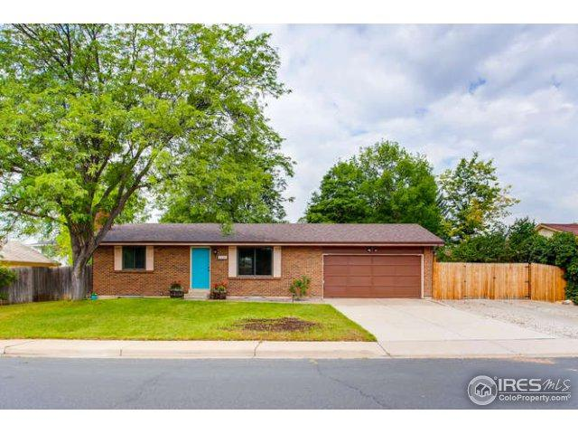 3739 Ash Ave, Loveland, CO 80538 (MLS #829288) :: 8z Real Estate