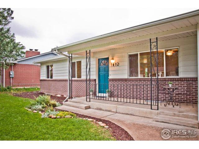 1412 W Lake St, Fort Collins, CO 80521 (MLS #829295) :: 8z Real Estate