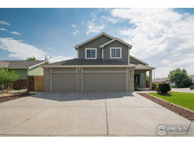 3194 50th Ave, Greeley, CO 80634 (MLS #829299) :: 8z Real Estate