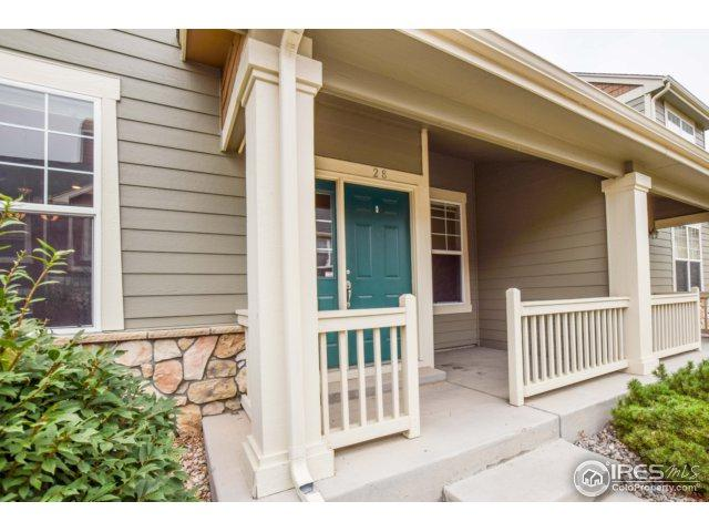 6806 W 3rd St #28, Greeley, CO 80634 (MLS #829315) :: 8z Real Estate