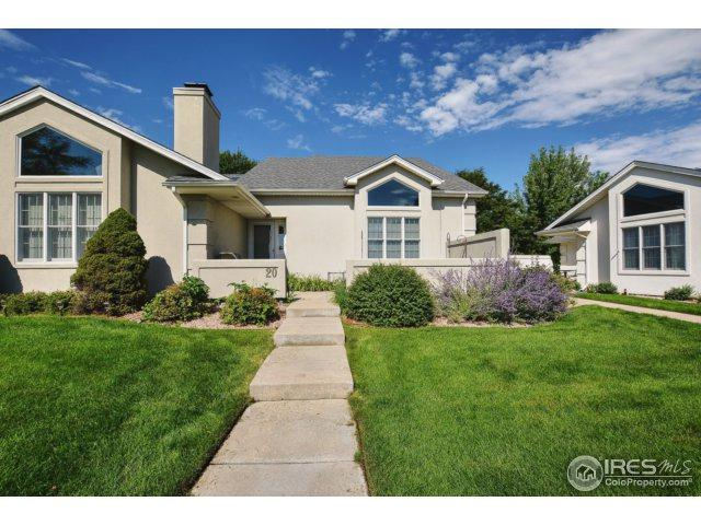 436 47th Ave #20, Greeley, CO 80634 (MLS #829320) :: 8z Real Estate
