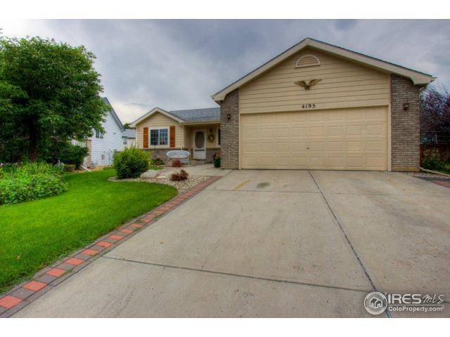 4195 Julesberg Dr, Loveland, CO 80538 (MLS #829321) :: 8z Real Estate