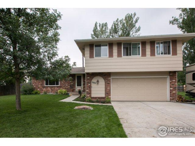 2825 Worthington Ave, Fort Collins, CO 80526 (MLS #829329) :: 8z Real Estate