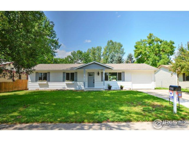 409 N Impala Dr, Fort Collins, CO 80521 (MLS #829332) :: 8z Real Estate