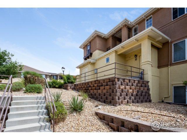 803 E 98th Ave #107, Thornton, CO 80229 (MLS #829333) :: 8z Real Estate