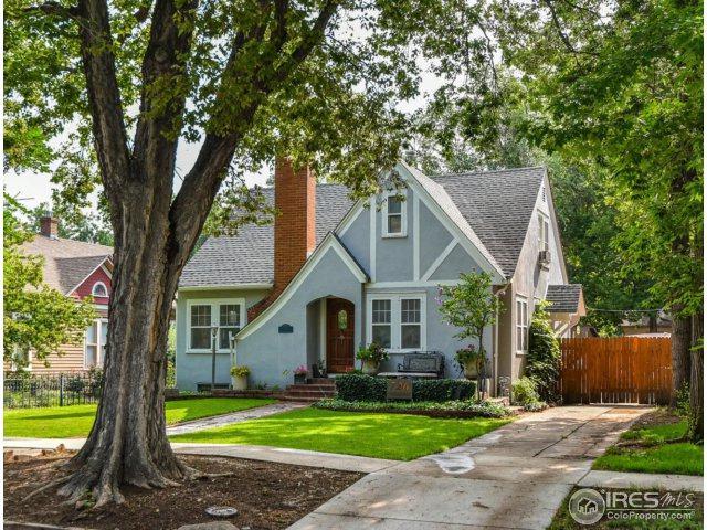 726 Mathews St, Fort Collins, CO 80524 (MLS #829341) :: 8z Real Estate