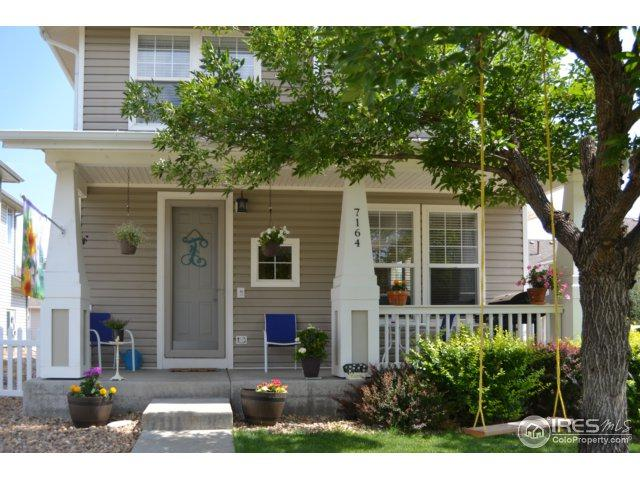 7164 High St, Frederick, CO 80504 (MLS #829343) :: 8z Real Estate