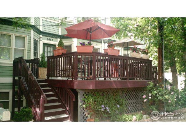 2452 8th St D, Boulder, CO 80304 (MLS #829348) :: 8z Real Estate