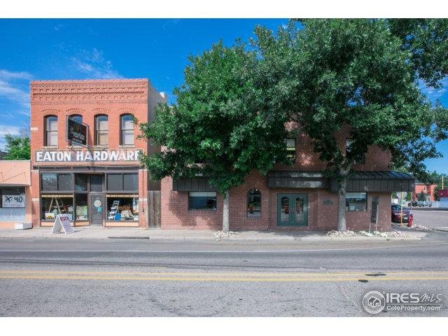 132 Oak Ave, Eaton, CO 80615 (MLS #829364) :: 8z Real Estate
