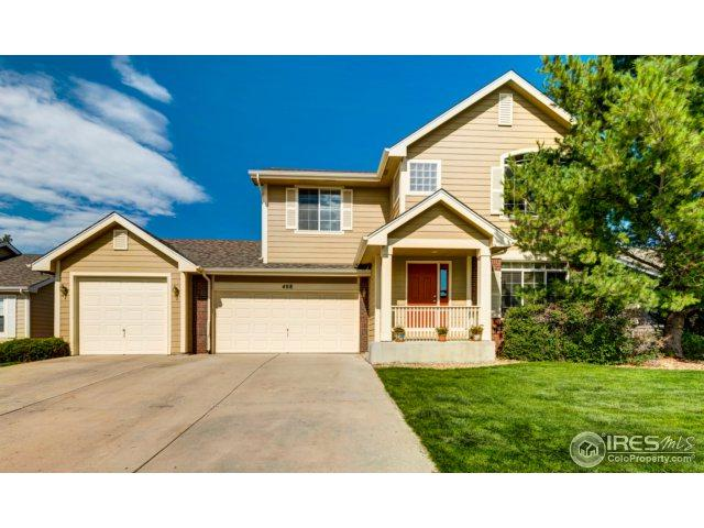 408 Hickory Ave, Eaton, CO 80615 (MLS #829370) :: 8z Real Estate