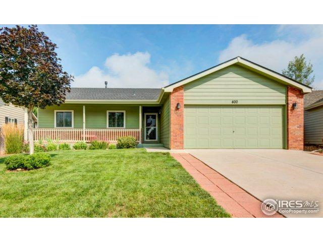 400 Hemlock Dr, Windsor, CO 80550 (MLS #829373) :: 8z Real Estate