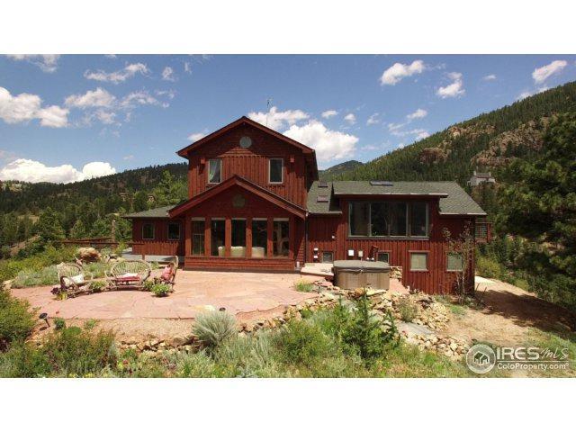 29709 Highway 72, Golden, CO 80403 (MLS #829384) :: 8z Real Estate
