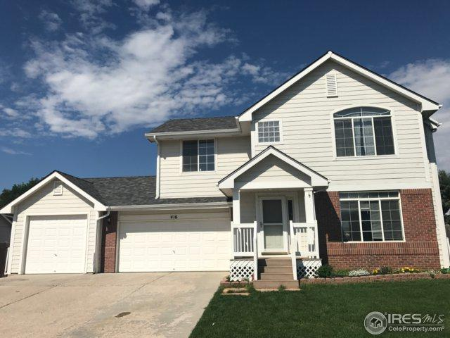 416 Sycamore Ave, Eaton, CO 80615 (MLS #829392) :: 8z Real Estate