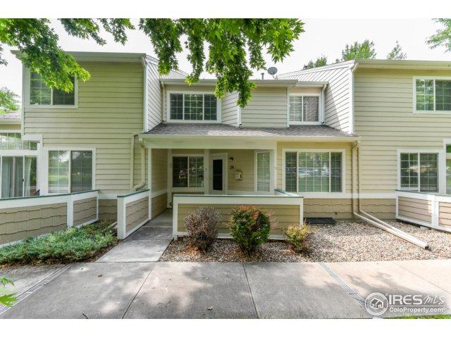 2602 Timberwood Dr #29, Fort Collins, CO 80528 (MLS #829409) :: 8z Real Estate