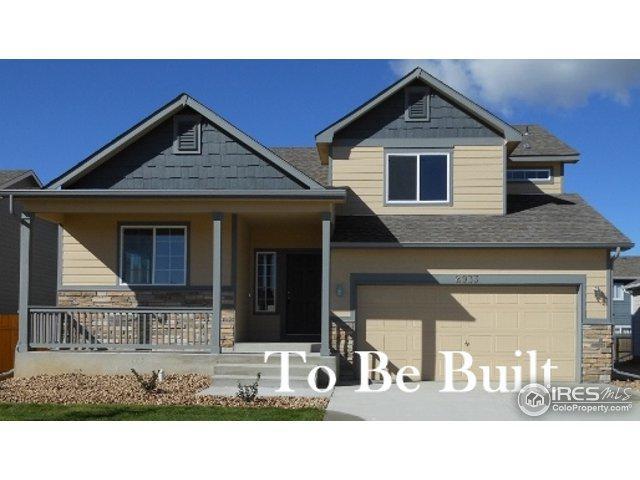 3605 Rialto Ave, Evans, CO 80620 (MLS #829412) :: Kittle Real Estate