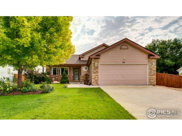 96 Pike Ln, Severance, CO 80550 (MLS #829415) :: Kittle Real Estate