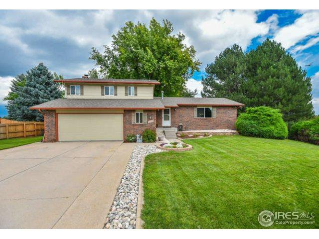 3729 W 22nd St, Greeley, CO 80634 (MLS #829416) :: 8z Real Estate