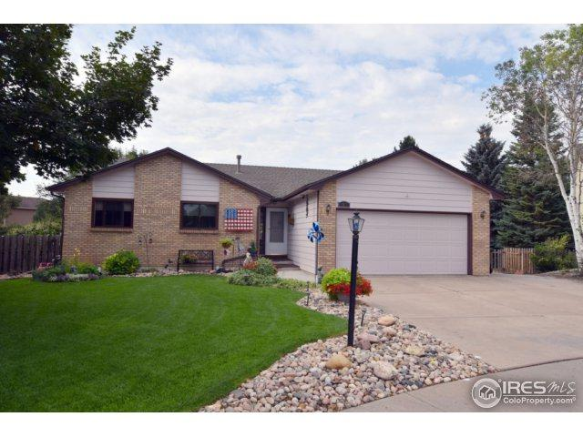 4459 Centennial Ct, Loveland, CO 80538 (MLS #829417) :: 8z Real Estate