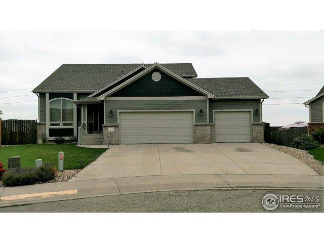 312 Granite Ct, Windsor, CO 80550 (MLS #829418) :: 8z Real Estate