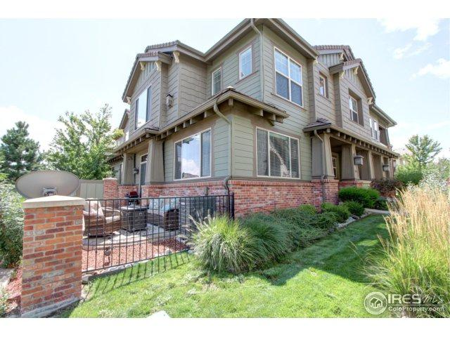 10134 Bluffmont Ln, Lone Tree, CO 80124 (MLS #829428) :: 8z Real Estate