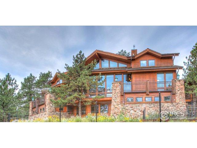 1086 Pine Knoll Dr, Estes Park, CO 80517 (MLS #829432) :: 8z Real Estate