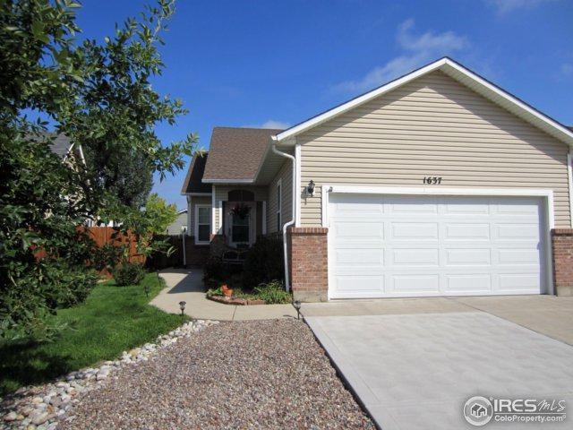 1637 Ponderosa Ct, Fort Lupton, CO 80621 (MLS #829433) :: 8z Real Estate