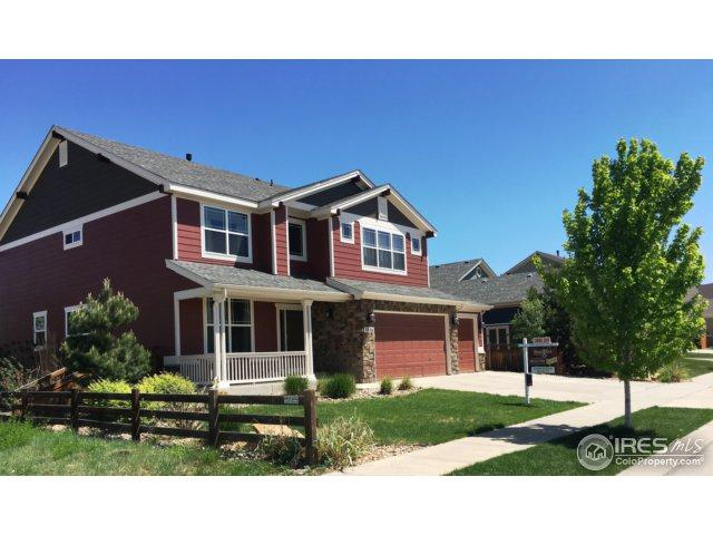 2826 Steeple Rock Dr, Frederick, CO 80516 (MLS #829448) :: 8z Real Estate