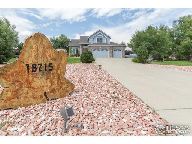 18715 Wagon Trl, Mead, CO 80542 (MLS #829462) :: Kittle Real Estate