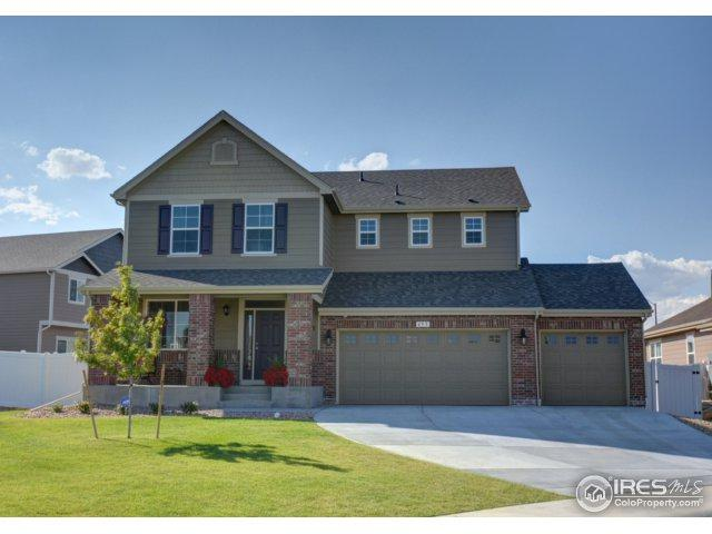 493 Osceola Dr, Loveland, CO 80538 (MLS #829480) :: 8z Real Estate