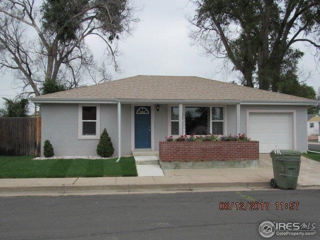 619 Fremont Ave, Fort Morgan, CO 80701 (MLS #829484) :: 8z Real Estate