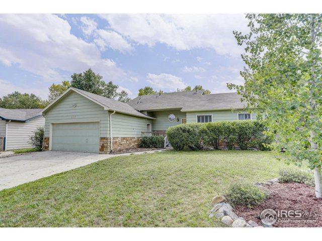 3407 Oregon Trl, Fort Collins, CO 80526 (MLS #829490) :: 8z Real Estate