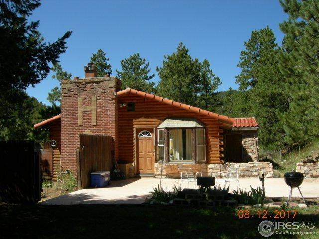 11110 Burland Dr, Golden, CO 80403 (MLS #829504) :: 8z Real Estate